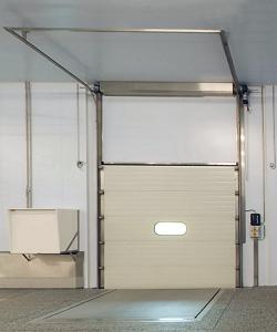 Prix en maroc de u de porte sectionnelle automatique - Prix porte sectionnelle industrielle ...
